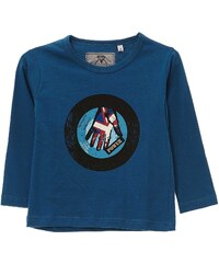 Ooxoo T-Shirt - blau