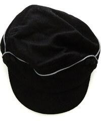Ooxoo Schirmmütze - schwarz