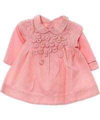 Marese Robe bi-matière - rose