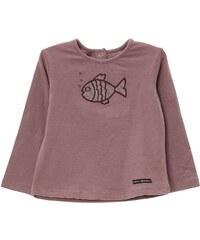 P'TIT BISOU T-shirt - parme