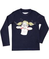 Rigolobo T-shirt - bleu marine