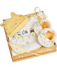 Les Bébés d Elysea Set für 12 Monate Babys - gelb