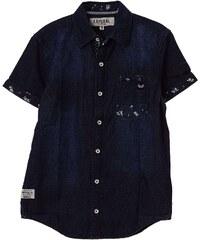 Kaporal Deck - Chemise en jean - bleu