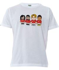 Toonstar T-shirt blanc