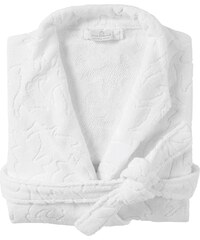 Yves Delorme Swan - Peignoir de bain - blanc