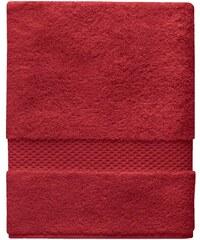 Yves Delorme Etoile - Serviette de bain - rouge