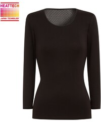 Princesse tam.tam Inner Uniqlo Heattech - Top - noir