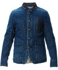 MCS Veste en jean - denim bleu