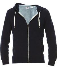 Levi's Original zip Up Hoodies - Sweat à capuche - bleu marine