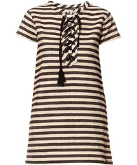 Pepe Jeans London Safi - Kleid mit kurzem Schnitt - zweifarbig