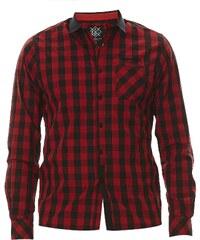 Hope N Life Naito - Hemd - schwarz und rot