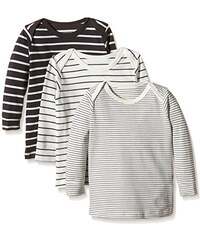 MINI MIZE by MAMLICIOUS Unisex Baby Pullover Mmdust T-shirt L/s Basic - U - 3 Pac 15