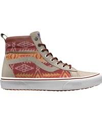 Vans U SK8-HI MTE - High Sneakers - braun