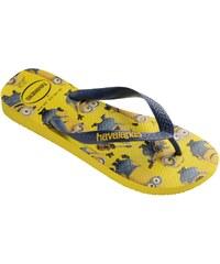 Havaianas MINIONS - Flipflops - gelb