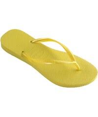 Havaianas SLIM - Flipflops - gelb