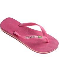 Havaianas BRASIL LOGO - Flipflops - rosa