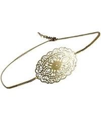 Vogline Estampe - Headband - doré