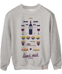 Lundi Midi Apéro - Sweat-shirt - gris