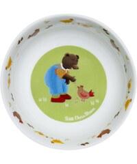 Guy Degrenne Petit ours brun - Coupelle - en porcelaine bicolore