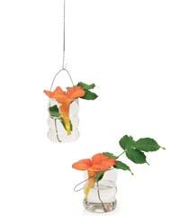Tung design Vase ou photophore - blanc