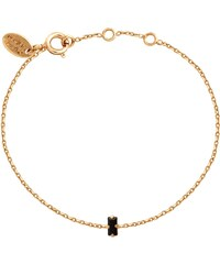Caroline Najman Baguette Simple - Bracelet chaîne - Jet