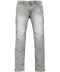 Deepend Jeans mit Slimcut - stahlfarben