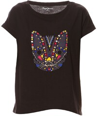 Pepe Jeans London Mia - T-Shirt - schwarz