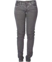 Le Temps des Cerises 212 - Jeans mit Slimcut - grau