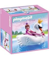 Playmobil Princess - Bateau cygne avec princesse - multicolore