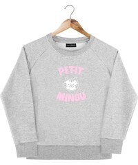French Disorder Petit Minou - Sweat - gris