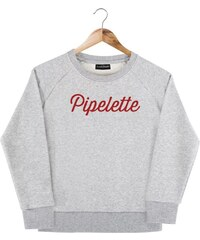 French Disorder Pipelette - Sweat - gris