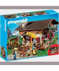 Playmobil Country - Châlet Montagne - multicolore