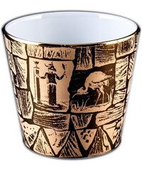 Site Corot ISIDORE - Gobelet S Porcelaine de Limoges - OR