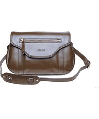 Kate Lee Gerry - Sac en cuir - gris palissandre