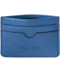Kate Lee Anys - Porte-cartes en cuir - bleu