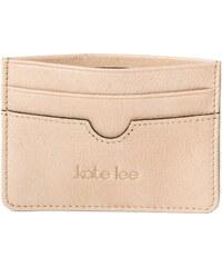 Kate Lee Anys - Porte-cartes en cuir - beige