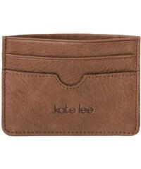 Kate Lee Anys - Porte-cartes en cuir - marron