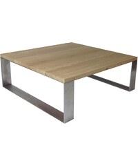 Open design Table basse profil 100 - beige