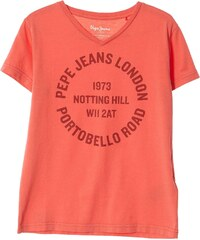 Pepe Jeans London Tazio - T-shirt - corail