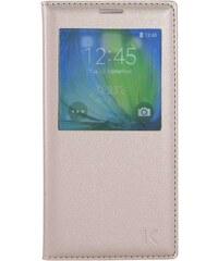The Kase Galaxy A7 A700 - Etui - or