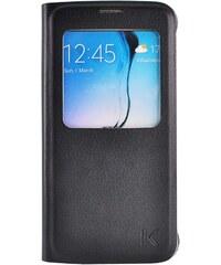 The Kase Galaxy S6 - Etui - noir