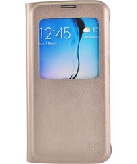 The Kase Galaxy S6 - Etui - or