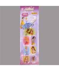 Panini Mini cristal sticker princesse - Jeu de construction - multicolore