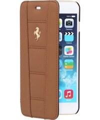 The Kase iPhone 6 Plus - Coque en cuir - beige