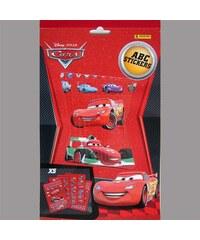 Panini Cars - Stickers ABC - multicolore