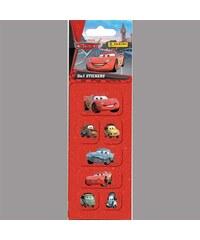 Panini Cars - Mini Stickers 2 en 1 - multicolore