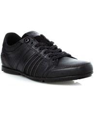 Levi's Firebaugh - Chaussures en cuir - noir