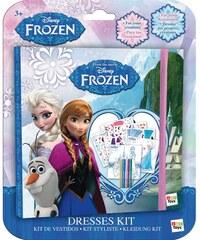 IMC La reine des neiges - Kit styliste - multicolore