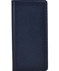 The Kase iPhone 6 - Coque clapet en cuir - bleu