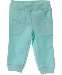 Benetton Pantalon jogging - bleu ciel